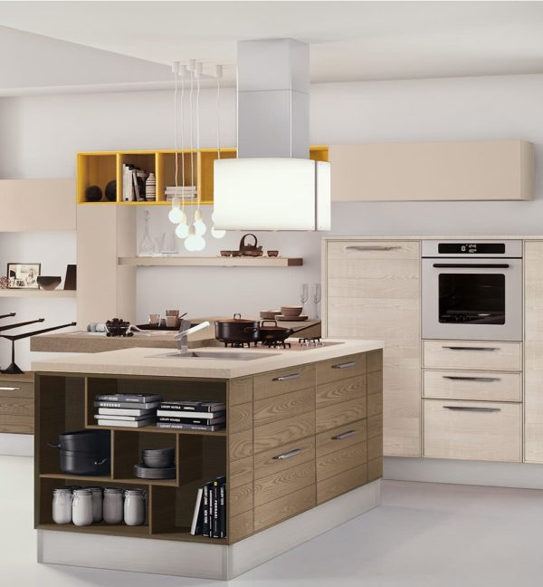 Современная кухня ADELE PROJECT 05