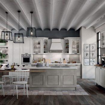 Классическая кухня Virginia