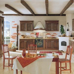 Классическая кухня Роза