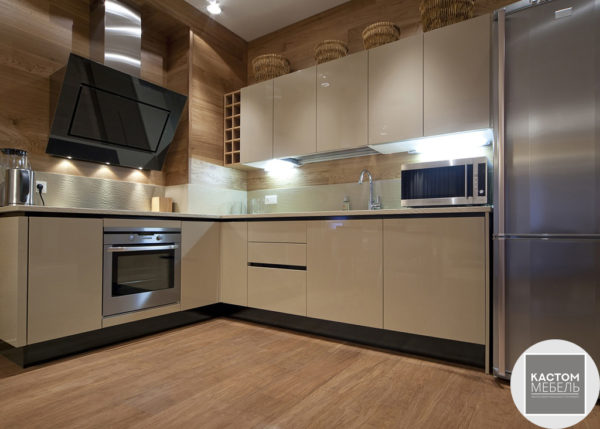 Кухонный гарнитур Milka Кастом Мебель