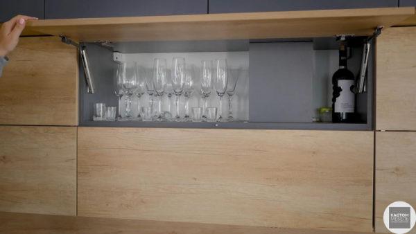 Кухонный гарнитур Betti | Кастом Мебель